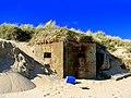 WW2 pillbox, Cruden Bay beach - geograph.org.uk - 383947.jpg