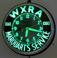 WXRA Promotional Clock ca. 1948-1957.jpg