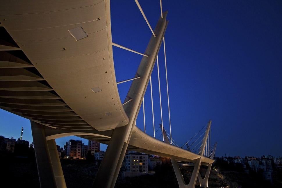 Wadi Abdoun Bridge