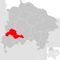 Waidhofen an der Thaya-Land im Bezirk WT.PNG