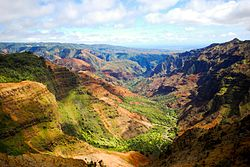 Waymea Canyon