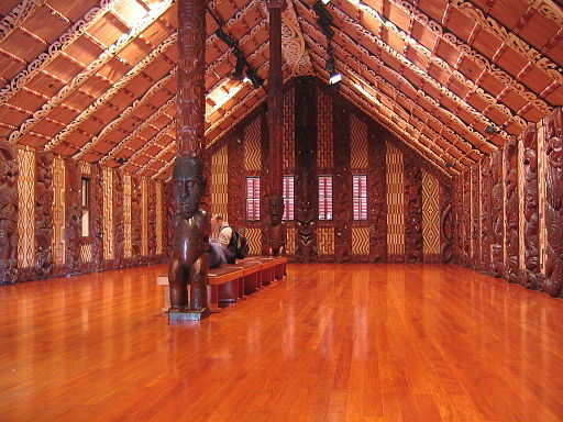 Waitangi-Meeting-House-interior