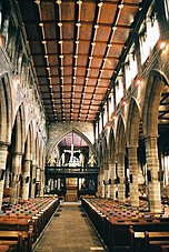 Wakefield Cathedral - interior - geograph.org.uk - 499194.jpg