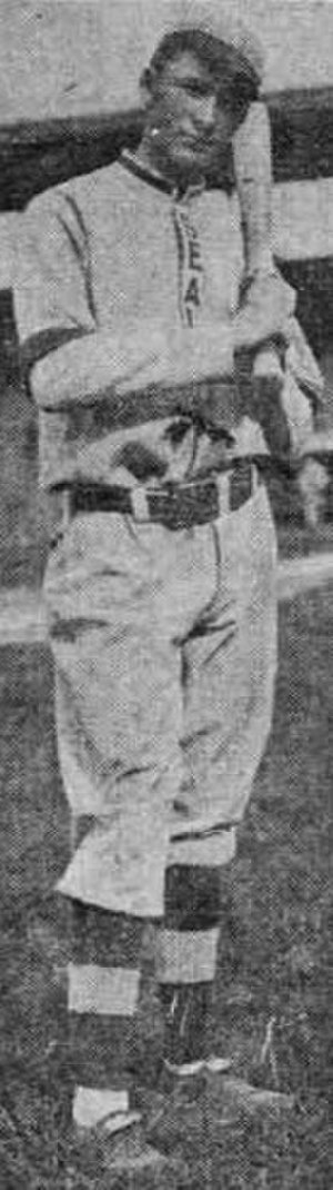 Walt Golvin - Image: Walt Golvin 1912