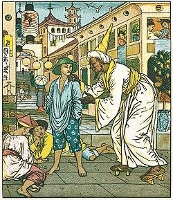 WalterCrane, Aladin02.jpg