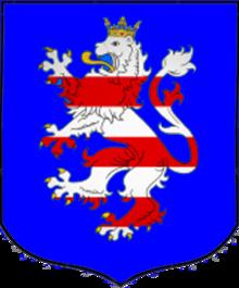 A Genti Egyházmegye címere