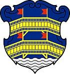 Das Wappen von Aue