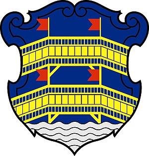 Aue - Image: Wappen Aue