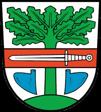 Dallgow-Döberitz - Image: Wappen Dallgow Doeberitz