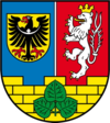 Coat of arms of Gerlicas apriņķis