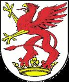 Das Wappen von Penkun