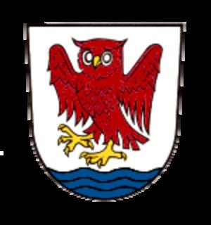Pöcking - Image: Wappen von Pöcking