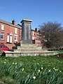War Memorial, Crofton - geograph.org.uk - 369320.jpg