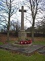 War Memorial, North Mymms - geograph.org.uk - 111783.jpg