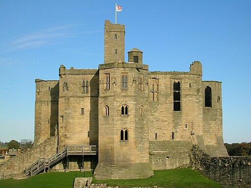 Warkworth Castle 1