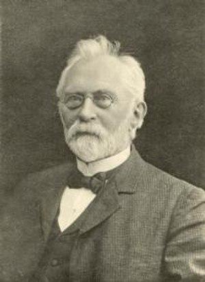 Eugenius Warming - Image: Warming,Eugen c 1900
