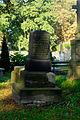 Warszawa Reduta Wolska - cmentarz prawosławny - nagrobek z 1906 roku.jpg