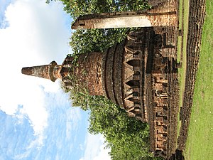 Kamphaeng Phet Historical Park - Image: Wat Phra Kaeo 3