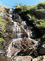 Waterfall beneath Stob Glas - geograph.org.uk - 219331.jpg