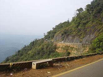 Thamarassery - Wayanad Hill Road