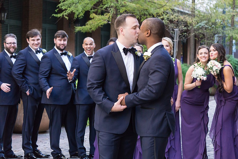 Wedding in New Orleans, November 11, 2017