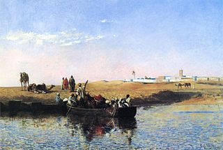 Scene at Sale Morocco