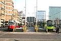 Weense en Zwitserse trams van de Sneltram Utrecht.JPG