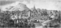 Weinsberg um 1803 1909 Lithographie.png