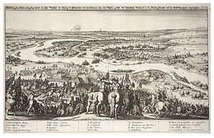 Capture of Oppenheim - The Capture of Oppenheim by Wenzel Hollar.