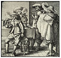 Wenceslas Hollar - Four smokers.jpg