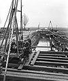 Werkaanleg transportleiding Lek, Duinplan, Gouda, watervoorziening Den Haag, Bestanddeelnr 906-8913.jpg