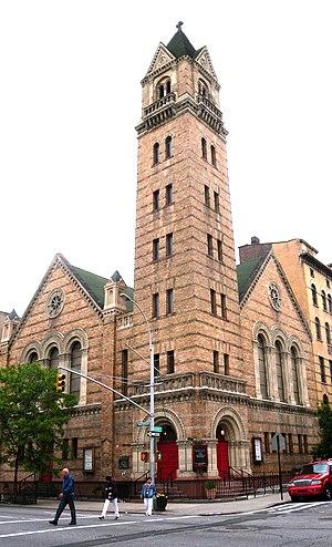 Henry Franklin Kilburn - Image: West End Presbyterian jeh