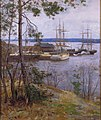 Westerholm, Sörnäisten satama.jpg
