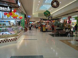 Westfield Carousel - Image: Westfield Carousel interior