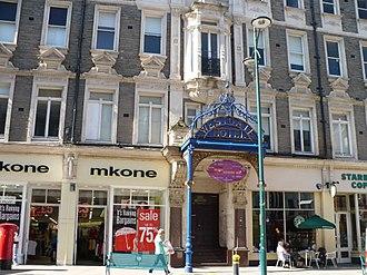 Newport Rising - Westgate Hotel, Newport