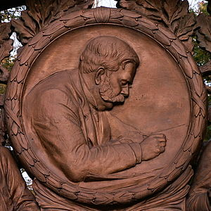 Paul Fjelde - Image: Westinghouse Memorial—George Westinghouse