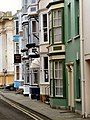 Weymouth - Belle Vue Guest Houses - geograph.org.uk - 1098941.jpg