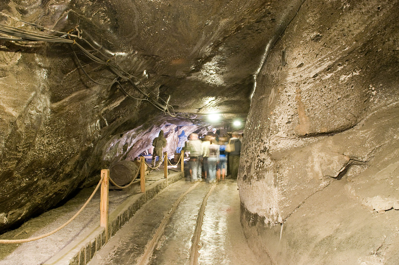 wiki Wieliczka Salt Mine