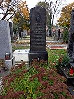 Wiener Zentralfriedhof - Gruppe 31B - Franz Philippovich von Philippsberg (2).jpg