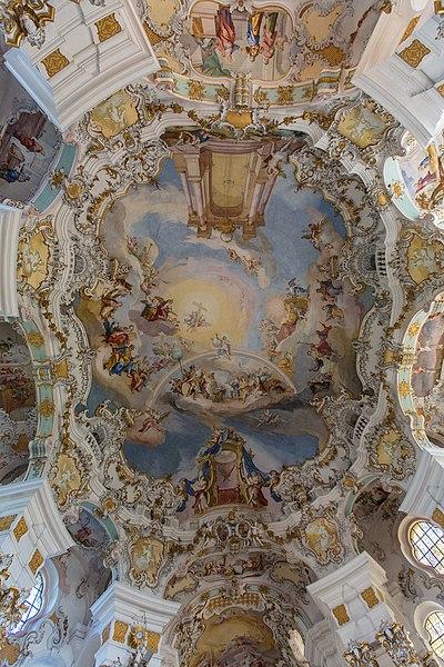 Wieskirch Fresko der Kuppeldecke.jpg