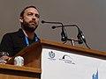 Wikimania 2008 - Closing Ceremony - Jimmy Wales - 11.jpg