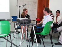 Wikimania 2011, Global South Meeting (004).JPG
