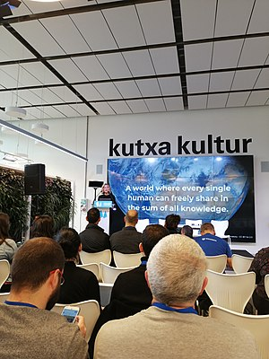 Wikimedia+Education Conference, San Sebastian 09.jpg