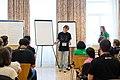 Wikimedia Hackathon Vienna 2017-05-19 Mentoring Program Introduction 025.jpg