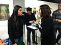Wikipedian in Residence at Museu d'Art Jaume Morera- press presentation (23).JPG
