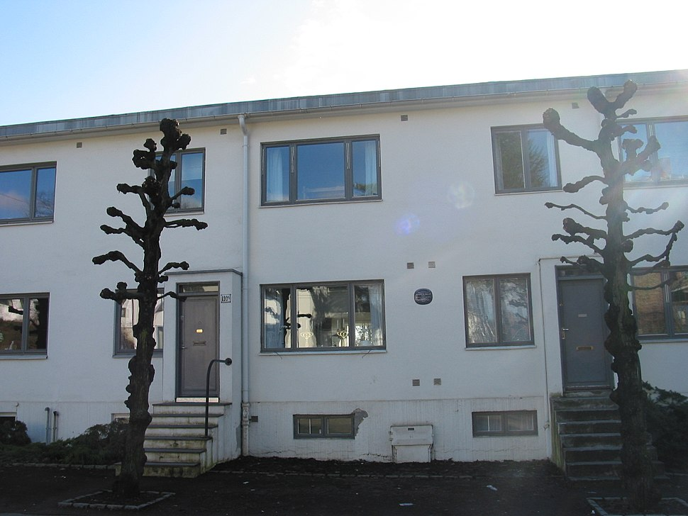 Wilhelm Reich's home