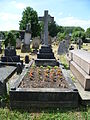 Wilkie Collins grave at Kensal Green Cemetery 4 July 2015.JPG