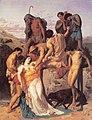William Adolphe Bouguereau Zenobia Found by Shepherds on the Banks of the Araxes.jpg