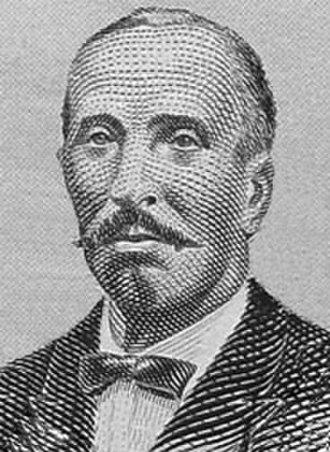 William D. Coleman (politician) - Image: William Coleman 2