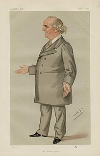William Cunliffe Brooks British politician